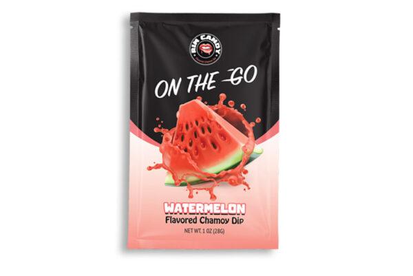 Watermelon rim drip
